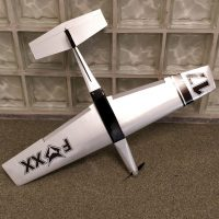 Aeronaut Foxx fertig gebaut !!!