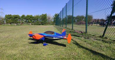 Baubericht Extreme Flight Extra 300-60″ V2