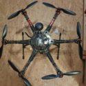 Robot X6 Kopter fertig aufgebaut, wenig gebraucht