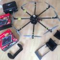 DJI Oktokopter Drohne Profi Multicopter