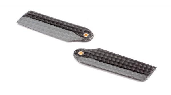Blade 300X: Heckrotorblätter Set Kohlefaser