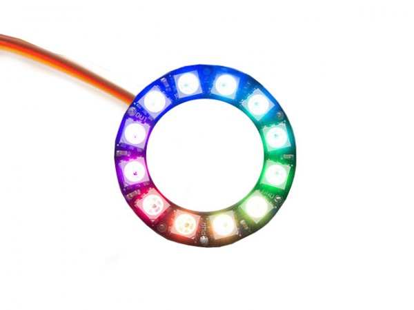 Magic-LED 12-LED RGB Ring