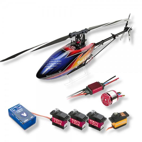 T-REX 470LP Dominator Modellflugwelt Super Combo