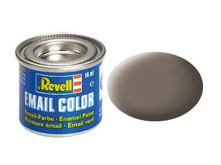 Revell Farbe Emaille erdfarbe, matt 87