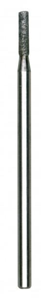 Diamantschleifstift, Zylinder, 1,8 mm