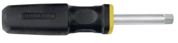 """1/4"""" Schraubendreher mit Vierkant 140 mm"""