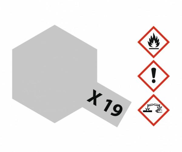 X -19 Rauch glänzend 23 ml
