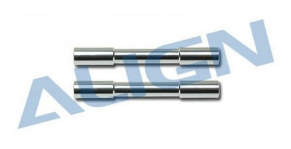 Chassis Aluminium-Verbindungsbolzen T-REX 600ESP