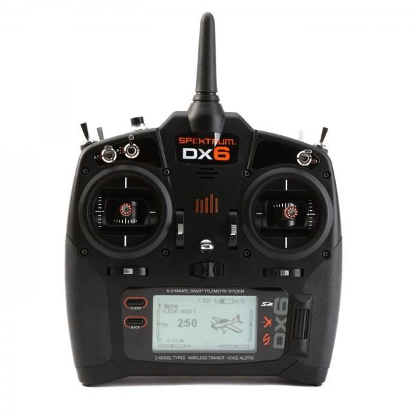 Spektrum DX6 Mode 1-4 (Solosender)