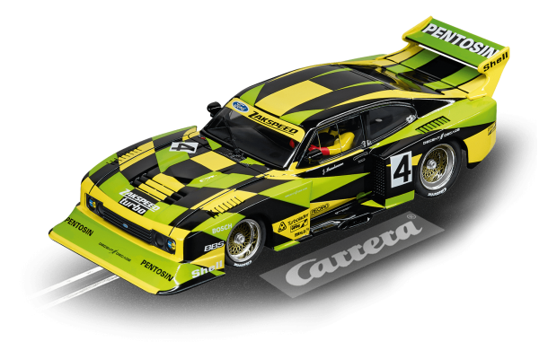 "Ford Capri Zakspeed Turbo ""Jürgen Hamelmann"""