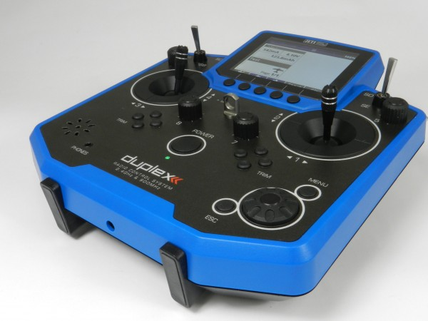 Jeti Hand-Sender DS-12 blue edition