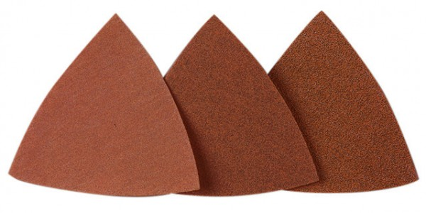 Schleifblätter für OZI/E, Korn 240, 25 Stück