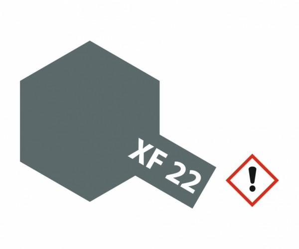 XF-22 Royal-Marine Grau matt 23 ml