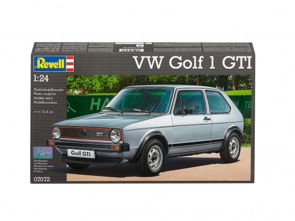Vw Golf 1 Gti Modellbau Sets Plastikmodellbau Hempel
