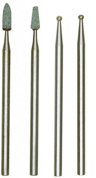 Werkzeugsatz für Glasbearbeitung, 4-tlg.