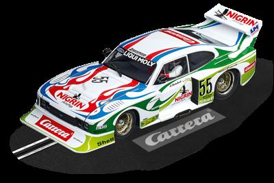 "Ford Capri Zakspeed Turbo ""Liqui Moly Equipe,No.55"