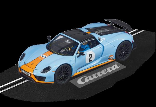"""Porsche 918 Spyder """"Gulf Racing"""""""