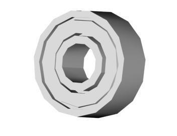 Kugellager 3x7x3 Logo 480