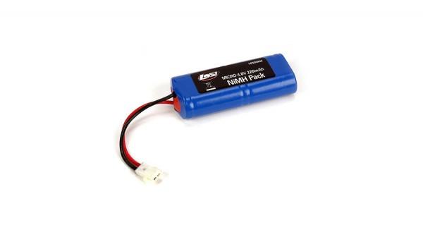 Losi 4S 220mAh NiMH (BEC) 3C für Micro SCT