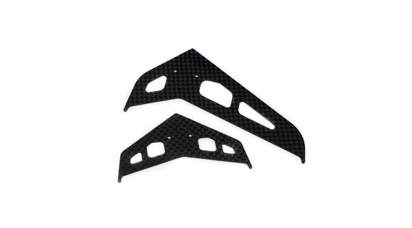 Blade 300X: Carbon Leitwerk Set