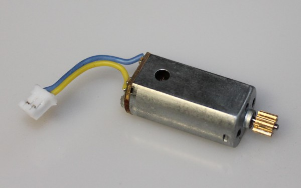 Motor Kabelfarbe blau/gelb fü