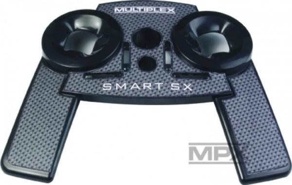Sticker #3 Dekor Smart SX (Carbon look)