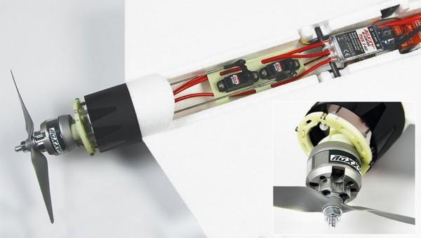 Antriebssatz FunJet 2 mit Vektorsteuereinheit