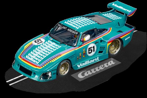 """Porsche Kremer 935 K3 """"Vaillant, No.51"""""""