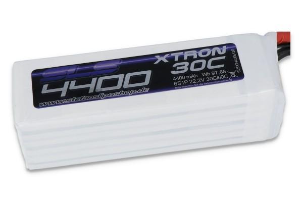 SLS XTRON 4400MAH 6S1P 22,2V 30C/60C
