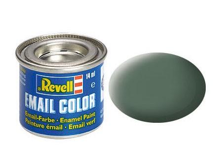 Revell Farbe Emaille grüngrau, matt 67