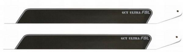 GCT ULTRA FBL blackline 325 mm weiß/Carbon, Blatt