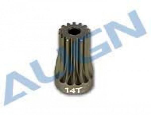 Ritzel Metall,14Z M0,6, T-REX 500, Robbe