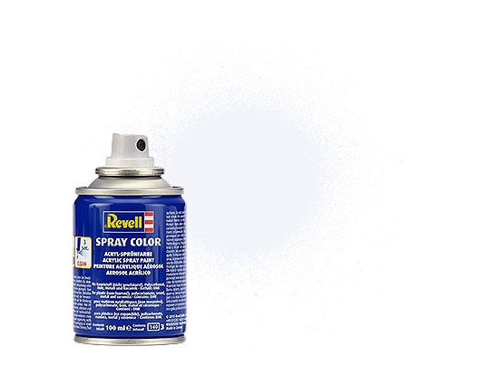 Spray weiß, matt