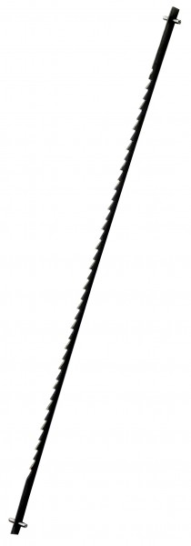 Sägeblätter mit Querstift, grob verzahnt, 12 Stück