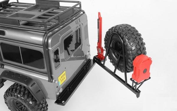 Schwenkbarer Reifenträger-Stoßfänger TRX4 Defender