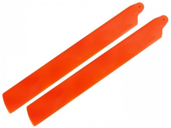 Blade 230s: Set Hauptrotorblätter orange