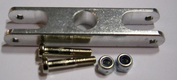 Alu-Mittelst.38mm 0°
