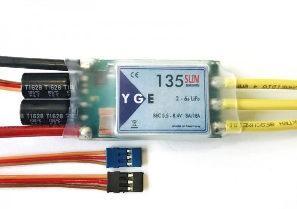 YGE 135 SLIM (T)