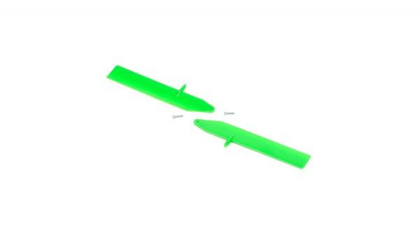 Hauptrotorblätter Fast grün mit Zub. Nano CP x