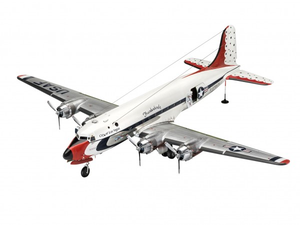 C-54D Thunderbirds Platinum Edition