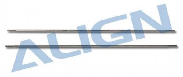 T-REX 250 Paddelstange 5x152 2Stk