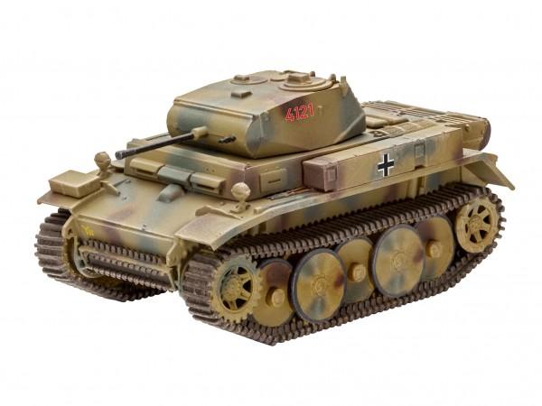 PzKpfw II Ausf.L LUCHS (Sd.Kf