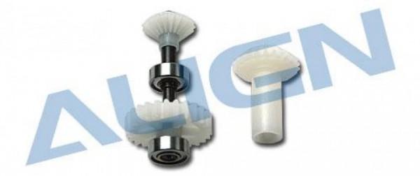 T-REX 450 SE v2/ SPORT Vorderes Heckrotorgetriebe