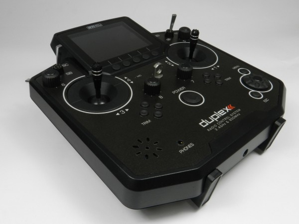 Jeti Hand-Sender DS-12 black edition