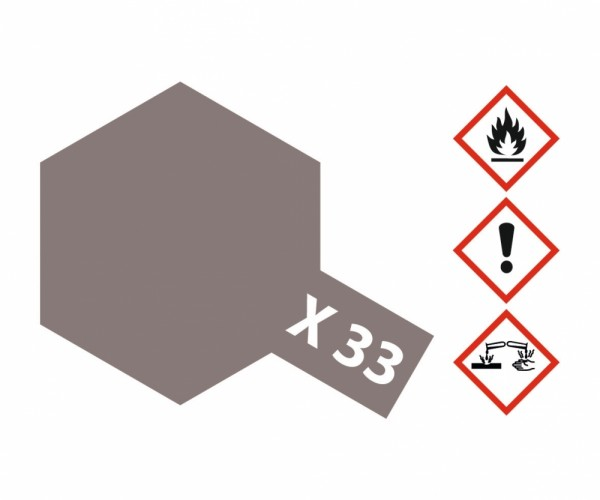 X-33 Bronze glänzend 23 ml