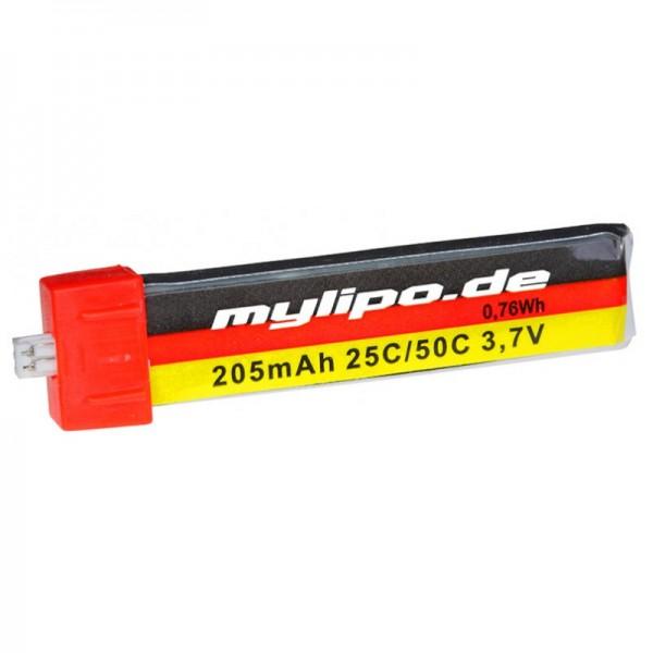 mylipo 1S 205mAh 25/50C Blade, Parkzone