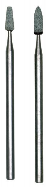 Silizium-Carbid-Schleifstifte, 2 Stück