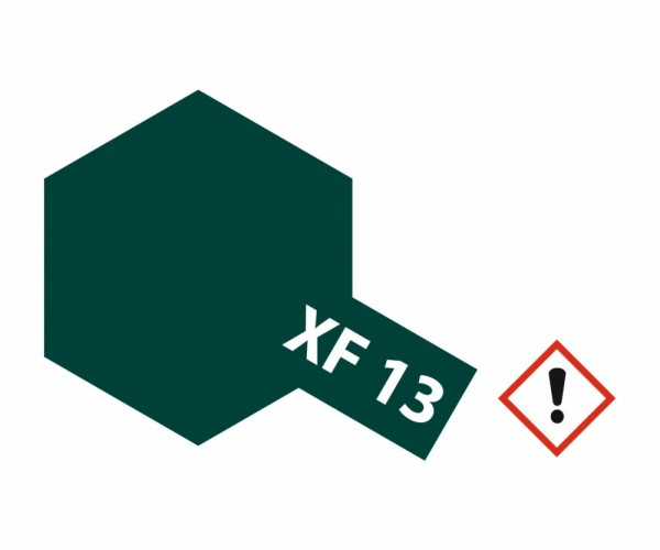 XF-13 Jap. Army Grün matt 23 ml