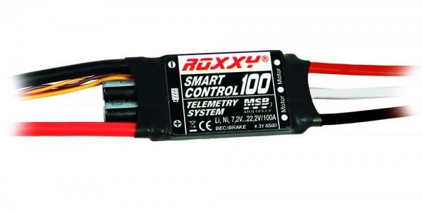 Drehzahlregler ROXXY Smart Control 100A - MSB