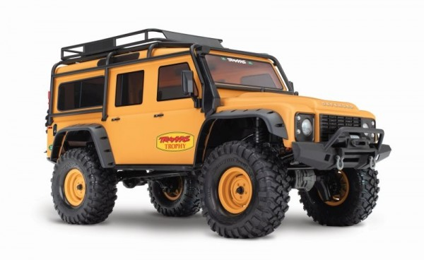 TRAXXAS TRX-4 Land Rover Crawler Sand Limited